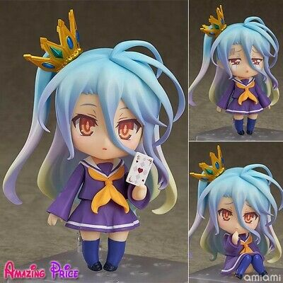 Anime No Game No Life Swimsuit Style Ver Shiro 20cm 1//7 Collect Figure CV553
