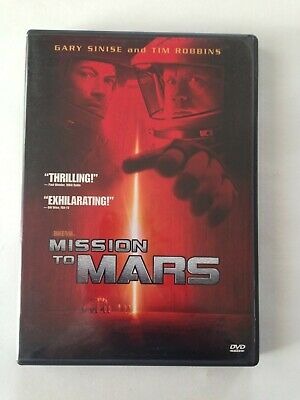 DVD  Mission to Mars