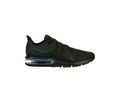 huge selection of cb290 5c959 Hommes Nike Air Max Sequent 3 Baskets Noires 921694 010