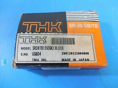 THK SR-20TB1SS(GK) Full-Ball Radial Type Block