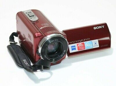 SONY HANDYCAM DCR-SR68 DRIVERS FOR PC