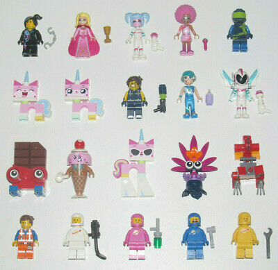 Lego ® Minifigure Figurine Personnage Movie 2 TV Cinema Choose Minifig NEW