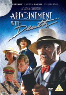 Peter Ustinov, Lauren Bacall-Appointment With Death (UK IMPORT) DVD NEW
