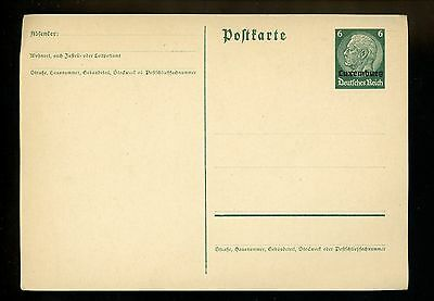 Postal Stationery H&G #I36 Germany Military & Occupation in Luxembourg 1940