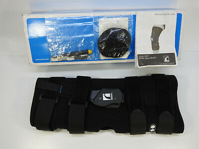 1e840264d4 Ossur Form Fit Long Sleeve Rom Hinged Knee Brace Size Large 508157