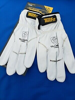 Tillman 1488  1488XL Truefit Top Grain Goatskin Tig Welding Gloves  X-Large