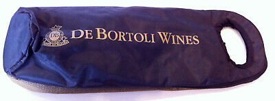 De Bortoli Wines Double Wine Bottle Cooler Carry Bag