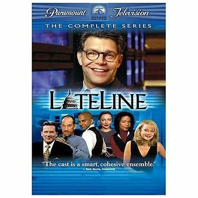 Brand NEW Factory Sealed Lateline: The Complete Series 3 Discs DVD Region 1 NTSC