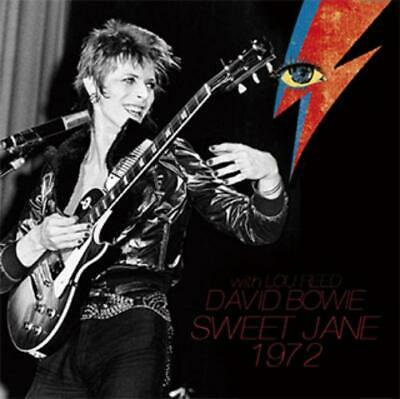 NEW DAVID BOWIE SWEET JANE 1972  CD Free Shipping  ##Mm