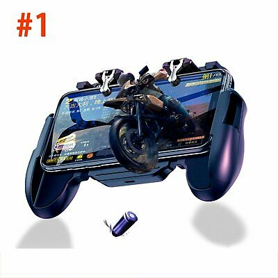 2000mAh Gamepad Controller With Cooling Fan For Android/IOS Mobile PUBG Games