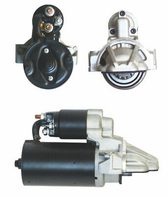 NEW STARTER MOTOR FOR FORD TRANSIT MK7 2.2/2.4 TDCi DIESEL 2006-2016 0986021810
