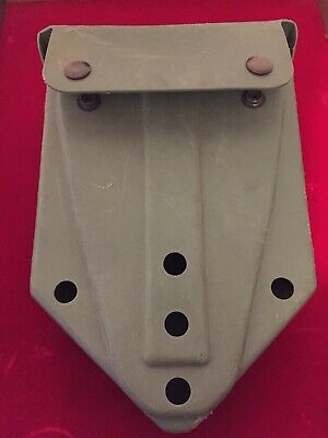 Us Army Military E-Tool Entrenching Tool Folding Shovel Carrier Cover Only Vgc