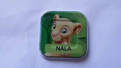Brand New Woolworths Disney Words Collectible Tiles Disney The Lion King Nala