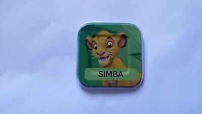 Brand New Woolworths Disney Words Collectible Tiles Disney The Lion King Simba