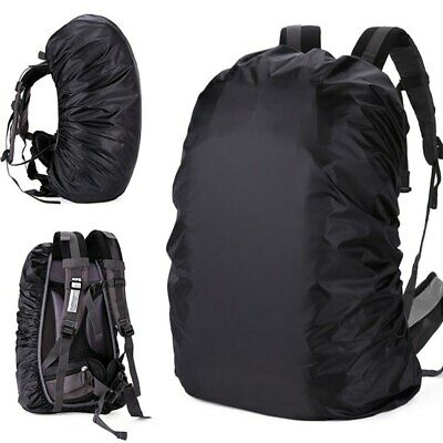 Portable 30-40L Waterproof Backpack Rain Cover Outdoor Camping Hiking Bag Cover