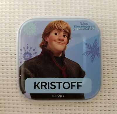 Woolworths Disney Words Tiles - Kristoff