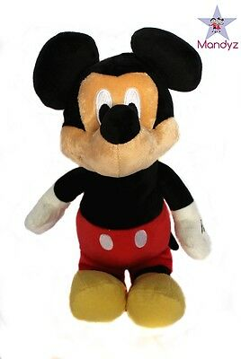 My First Mickey Mouse Plush Activity Toy Soft Baby Toddler Newborn Gift