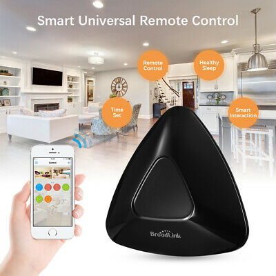 BroadLink RM Pro WiFi IR RF Remote Control for iOS Android Smartphone LD1353