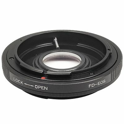 Adapter Ring For Canon FD Lens to EOS EF Mount 1100D 1200D 600D 60D 70D 7D DC263