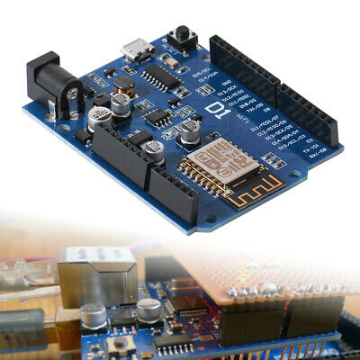 WeMos D1 WiFi Development Board ESP8266 ESP-12E for Arduino IDE UNO R3 Hot TE482