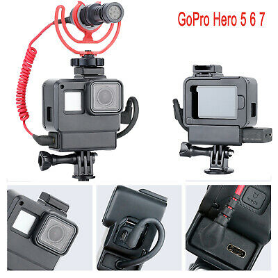 Anti-scratch Protective Shell Camera Housing Case Cover For GoPro Hero 7 6 5 New