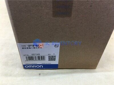 1PCS Omron PLC Analog I/O Module CP1W-MAD11 CP1WMAD11 NEW IN BOX