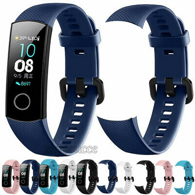 New Sport Soft Silicone Bracelet Strap Wrist Band For Huawei Honor 4 Smart Watch