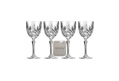 Crystal Wine Glasses Markham Goblets Waterford