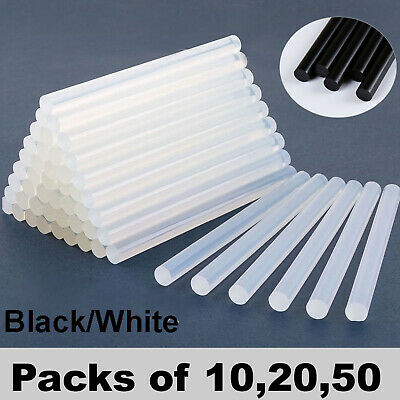 Adhesive Hot Melt 7mm 11mm Glue Sticks for Trigger Electric Gun 100mm/190mm long