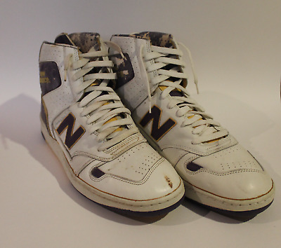 25b868ca092 James Worthy signed autographed game used worn shoes! RARE! Guaranteed  Authentic