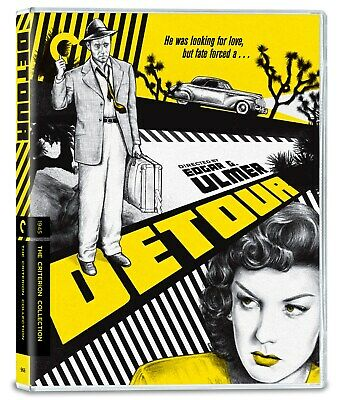 Detour (1945) (The Criterion Collection) [Blu-ray]