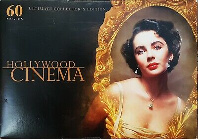 Hollywood Cinema 60 Movies - 8-Disc DVD Box Set  (Ultimate Collectors Edition)