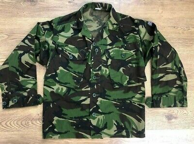British Army Surplus 95 Pattern Woodland DPM Shirt /Lightweight Jacket All Sizes