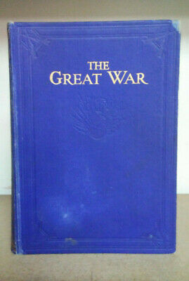 The Great War Winston S. Churchill Vol Ii Newnes First Edition