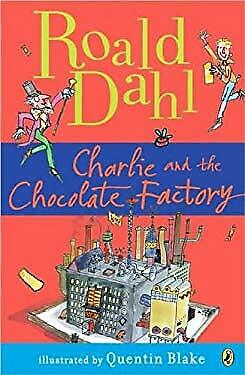 Charlie and the Chocolate Factory-ExLibrary