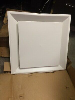 Acutherm TF-HC-R Thermally Powered Vav Diffuser 24 Inch Square