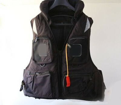 E14 Fishing Water Sports Kayak Canoe Boat Surf Ski Sailing Life Jacket Vest O