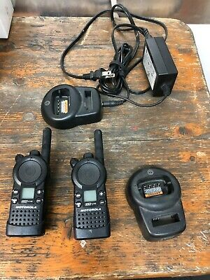 CLS1110 CLS1418T VL50 Repair service Motorola Two-way Radio CLS1410 CLS1413