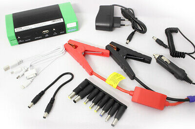 Multi-function 15000mAh Emergency Auto Car Vehicle Jump Starter With Power Bank