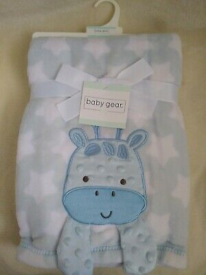Snuggly Sherpa Baby Nursery Blanket 30*40IN Owl Forest Unisex Infant Toddler NWT