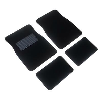 4Pcs Universal Fit Anti Slip Car Floor Mats