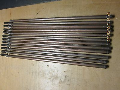 Vintage Push Rods Circa 40'S 50'S Fits Ford?