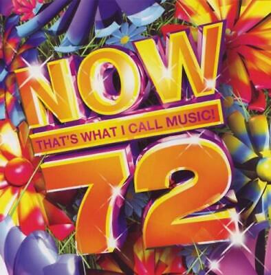 NOW THAT'S WHAT I CALL MUSIC! 72 (UK 2-CD) Lady Gaga*Killers*MGMT*Pet Shop Boys