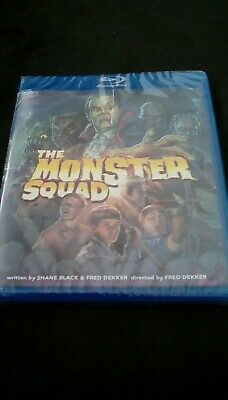 The Monster Squad Blu ray NEW!!!