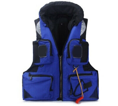 E16 Fishing Water Sports Kayak Canoe Boat Surf Ski Sailing Life Jacket Vest O