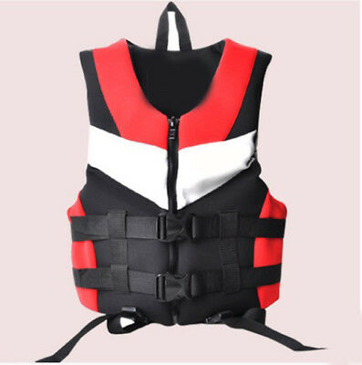 E20 Fishing Water Sports Kayak Canoe Boat Surf Ski Sailing Life Jacket Vest O