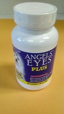 Angels' Eyes Plus Chicken Formula 45 gram | Natural Tear Stain Remover for Dogs