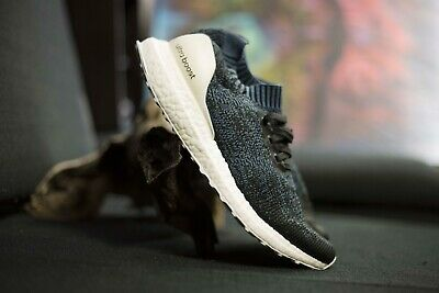newest ba2b0 adf2e NEW! ADIDAS ULTRABOOST Uncaged CM8278 Size 12 Tech Ink Retail $180