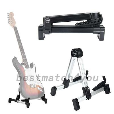 A-FRAME Folding Guitar Stand For Acoustic and Electric Guitars Ukulele 2colors