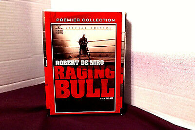 Raging Bull (2-disc Collector Set Special Edition)PRE OWNED